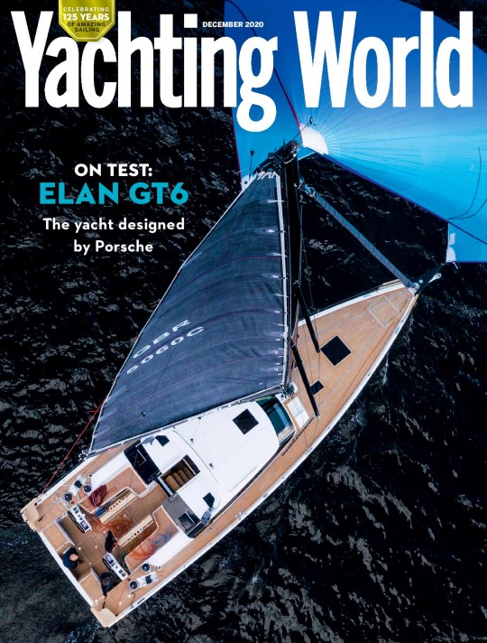 YACHTING WORLD ELAN GT6  TEST