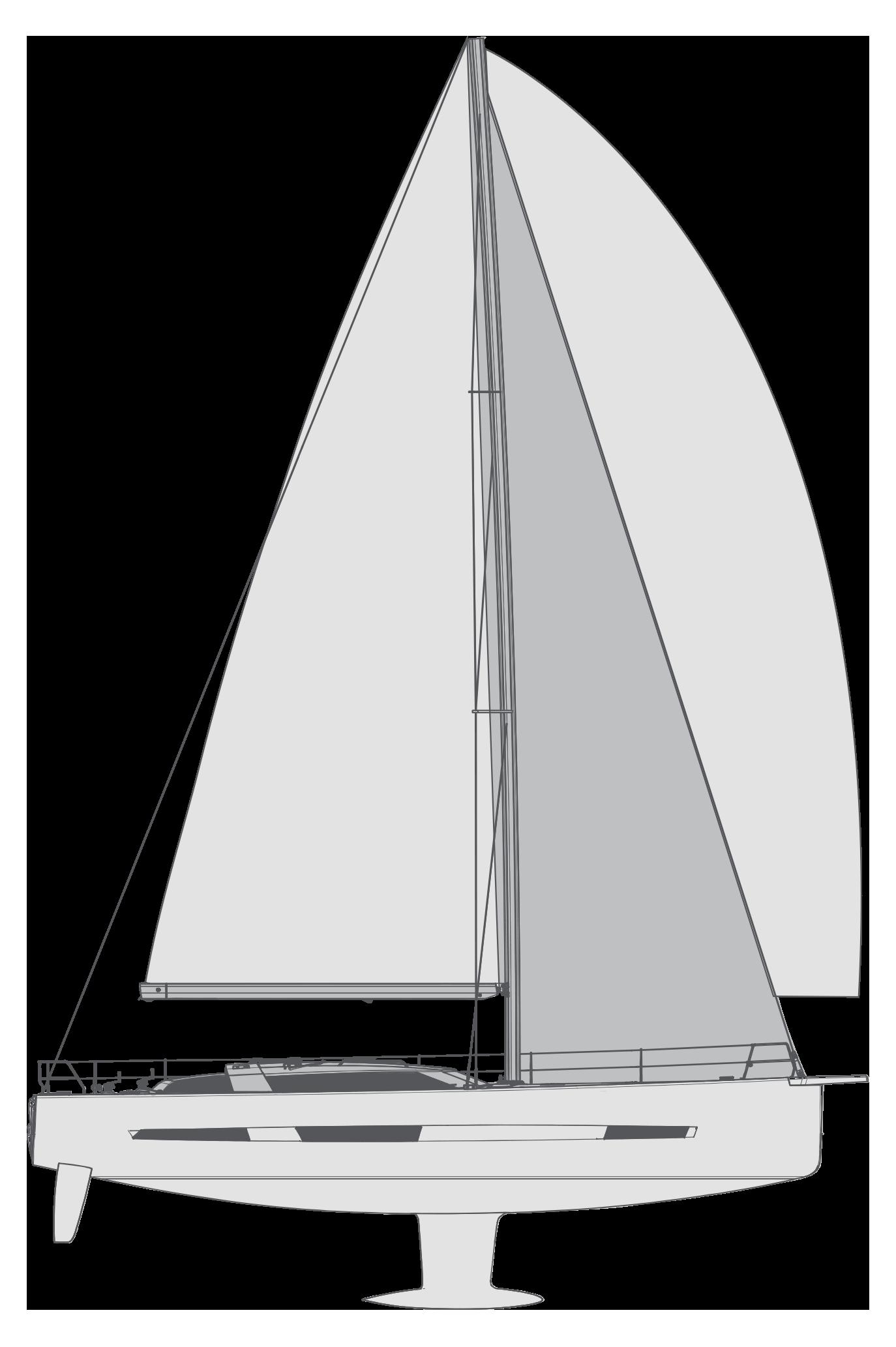 Impression 40.1 Elan sailing yacht